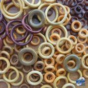 Кольца декоративные деревянные