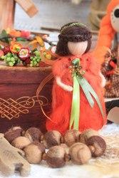 Фея-Ангел из шерсти (ручная работа - handmade)